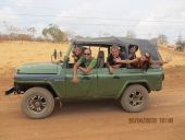 Mui Ne Jeep Safari