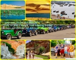 Mui Ne Sand Dunes 1 Day Tour From Vung Tau city